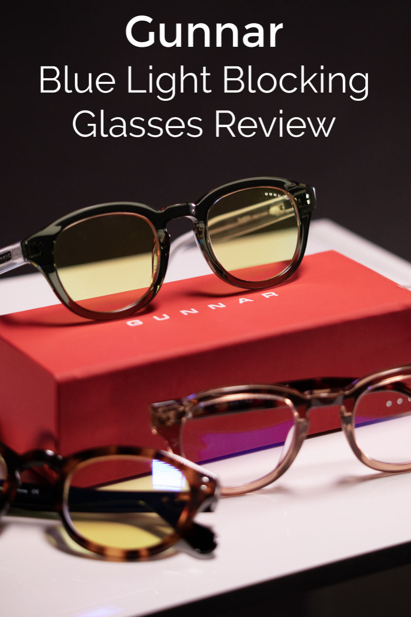 (ad) Gunnar Blue Light Glasses Review - Eye health is so important, so I am happy to share my Gunnar blue light glasses review. Technology has opened up huge opportunities