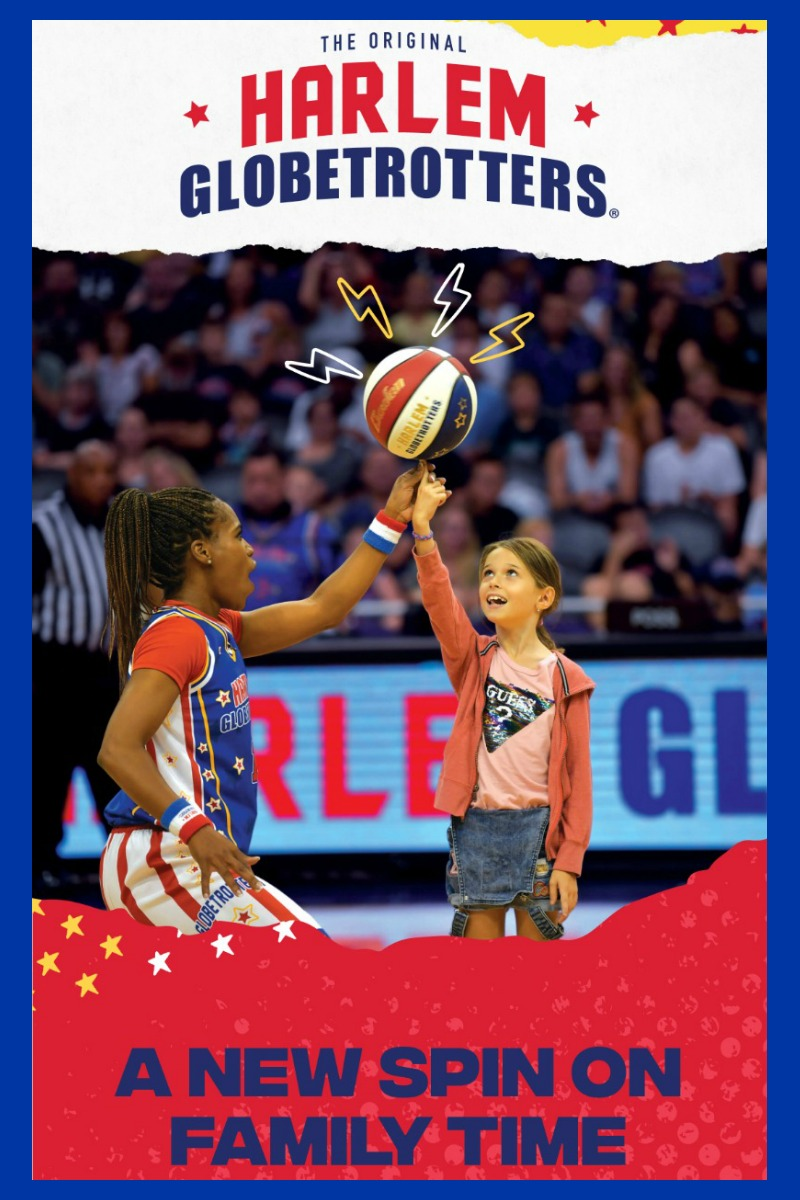 Southern California Harlem Globetrotters Tickets