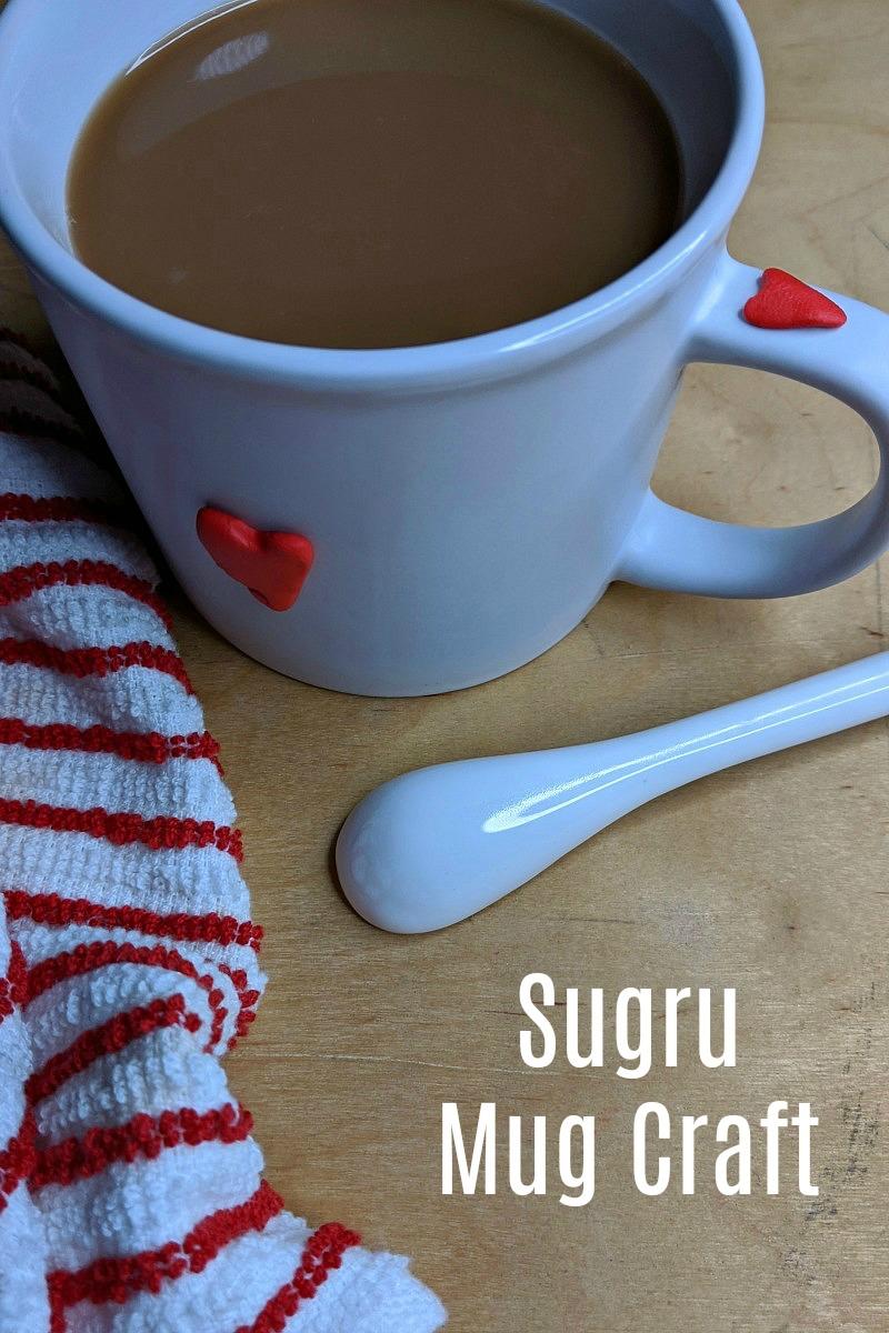 Sugru Mug Craft (ad)
