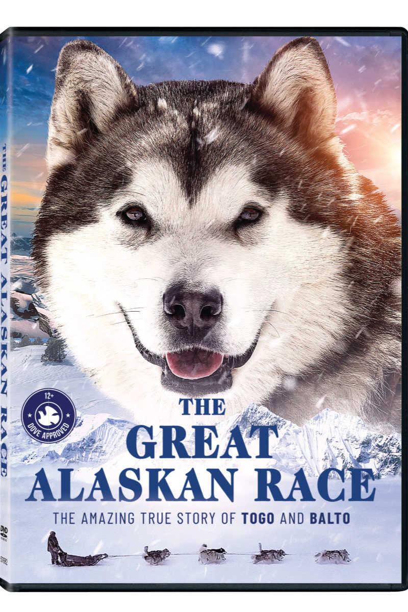 The Great Alaskan Race - Amazing true story of Togo & Balto