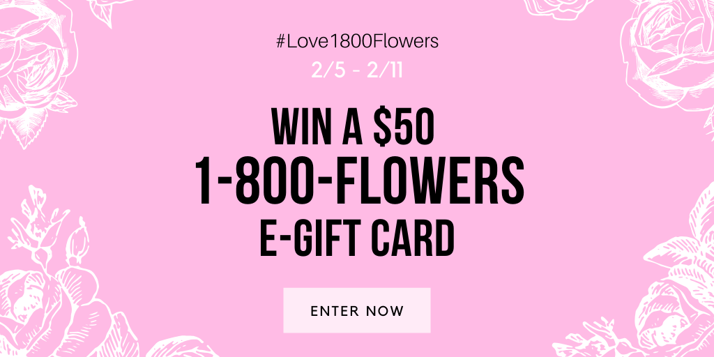 1 800 Flowers Gift Card Giveaway