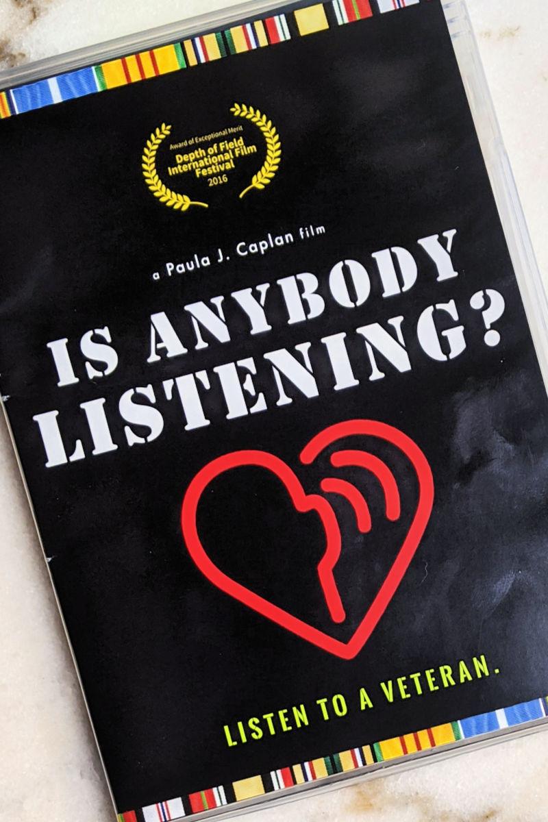 Is Anybody Listening? DVD