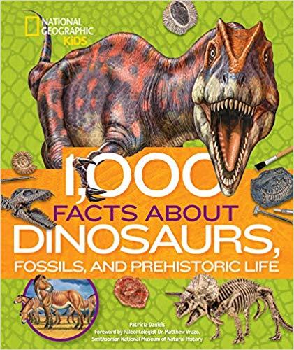 Nat Geo Dinosaur Facts