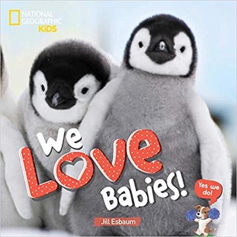 Nat Geo We Love Babies
