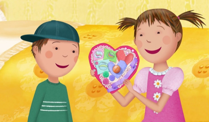 Scene from Pinktastic Valentine DVD
