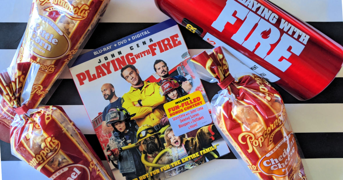 blu-ray movie playing with fire