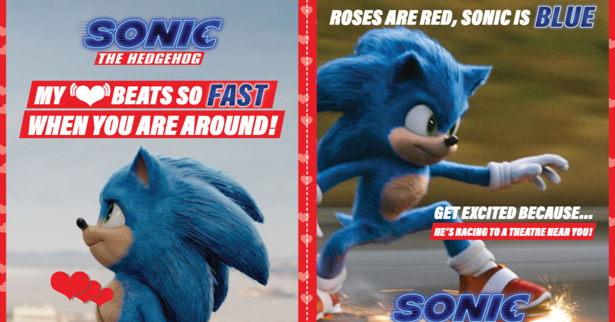 feature free printable sonic valentines