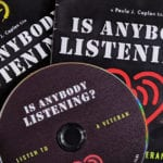 Is Anybody Listening? Documentary DVD