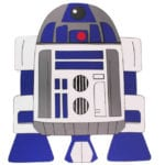 Star Wars Inspired Printable R2-D2 Craft