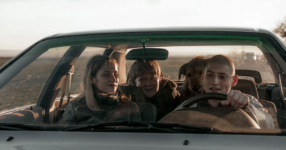 Winter Flies is a coming of age movie about teenage boys on a road trip in a stolen car, so, of course, I had to see this indie film .