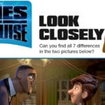 Spies in Disguise Activity Page – Spot the Difference!