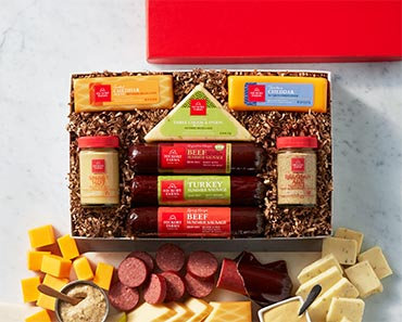 jan 2021 hickory farms giveaway