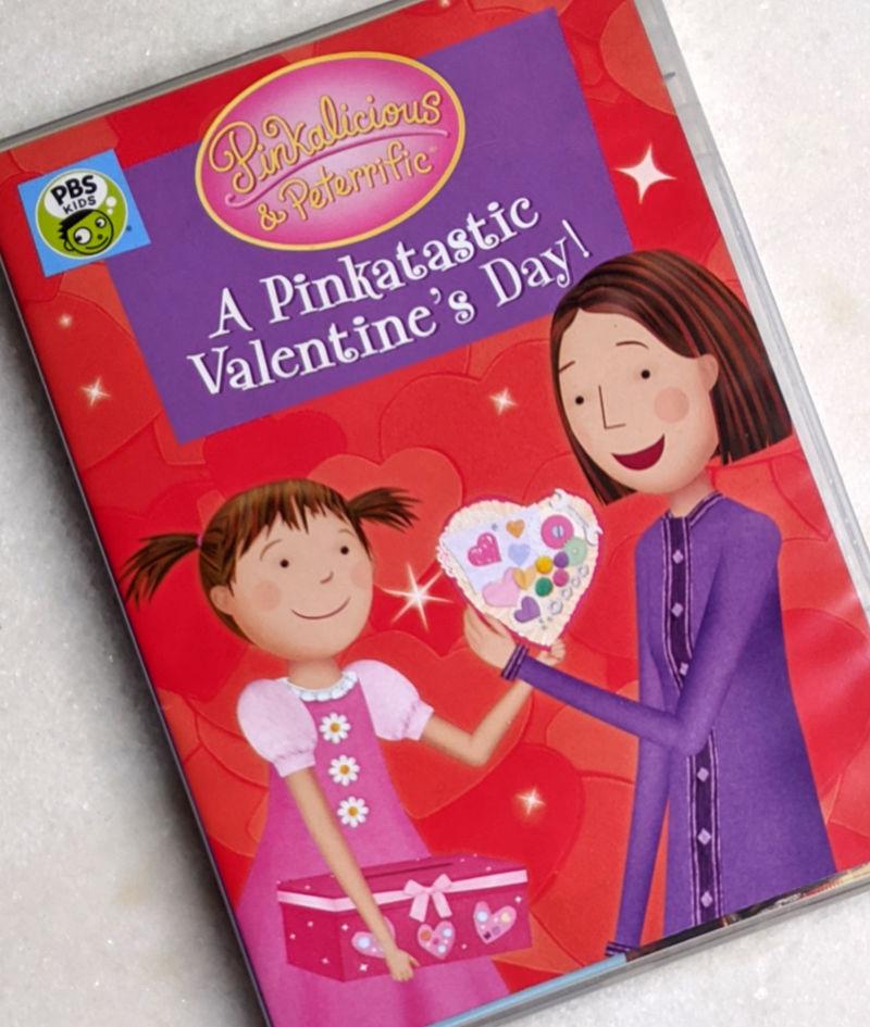 pbs pinkalicious dvd