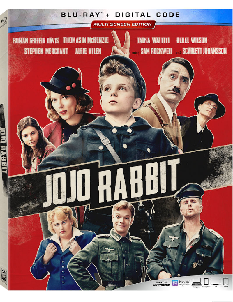 (ad) When I first saw the trailer for JoJo Rabbit, I knew I wanted to see this quirky film. However, I wasn't quite sure what to expect.