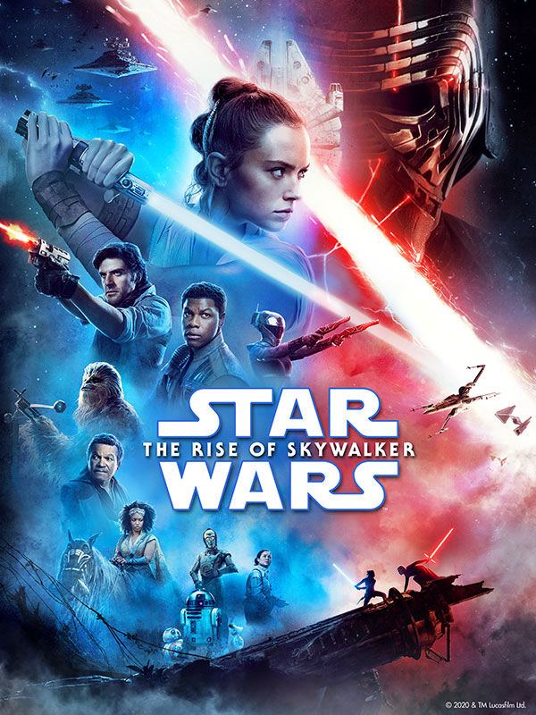 Poster - Star Wars The Rise of Skywalker