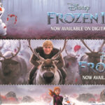 Free Printable Disney Frozen Bookmarks