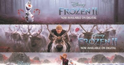 feature disney frozen bookmarks