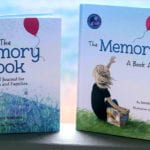 Memory Books about Grief Journaling