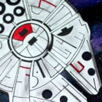 Star Wars Millennium Falcon Galaxy Craft
