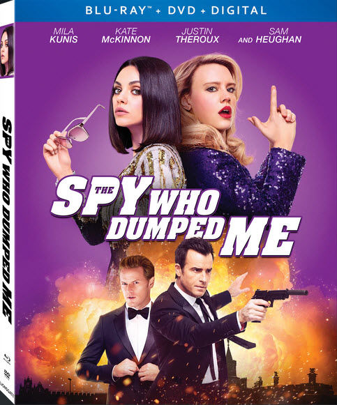 lionsgate spy who dumped me
