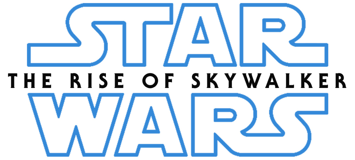 logo - Star Wars Rise of Skywalker