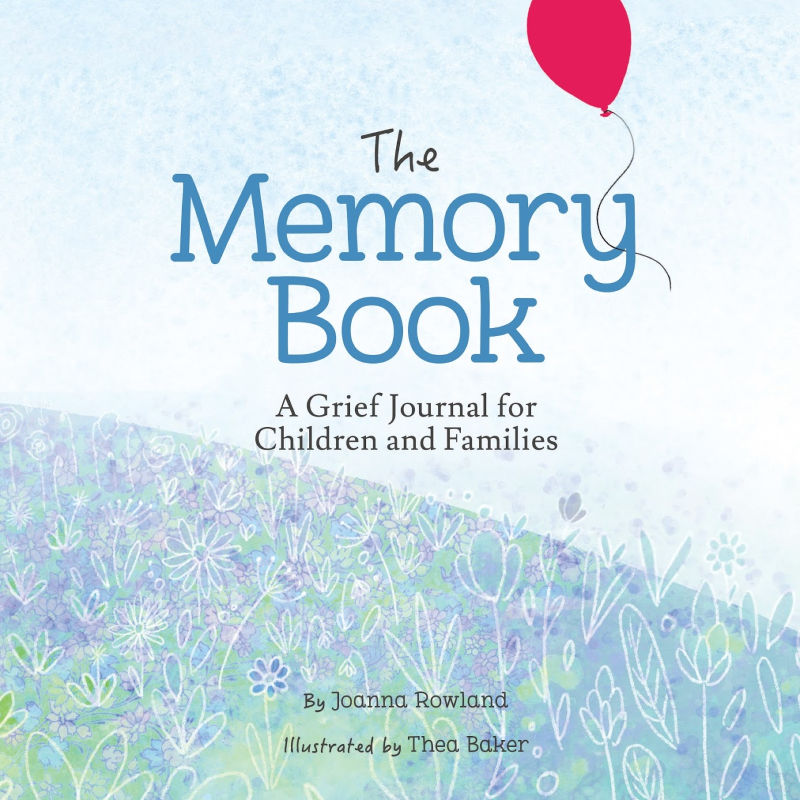 memory book by joanna rowland