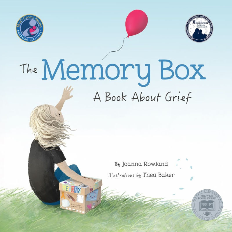 memory box by joanna rowland