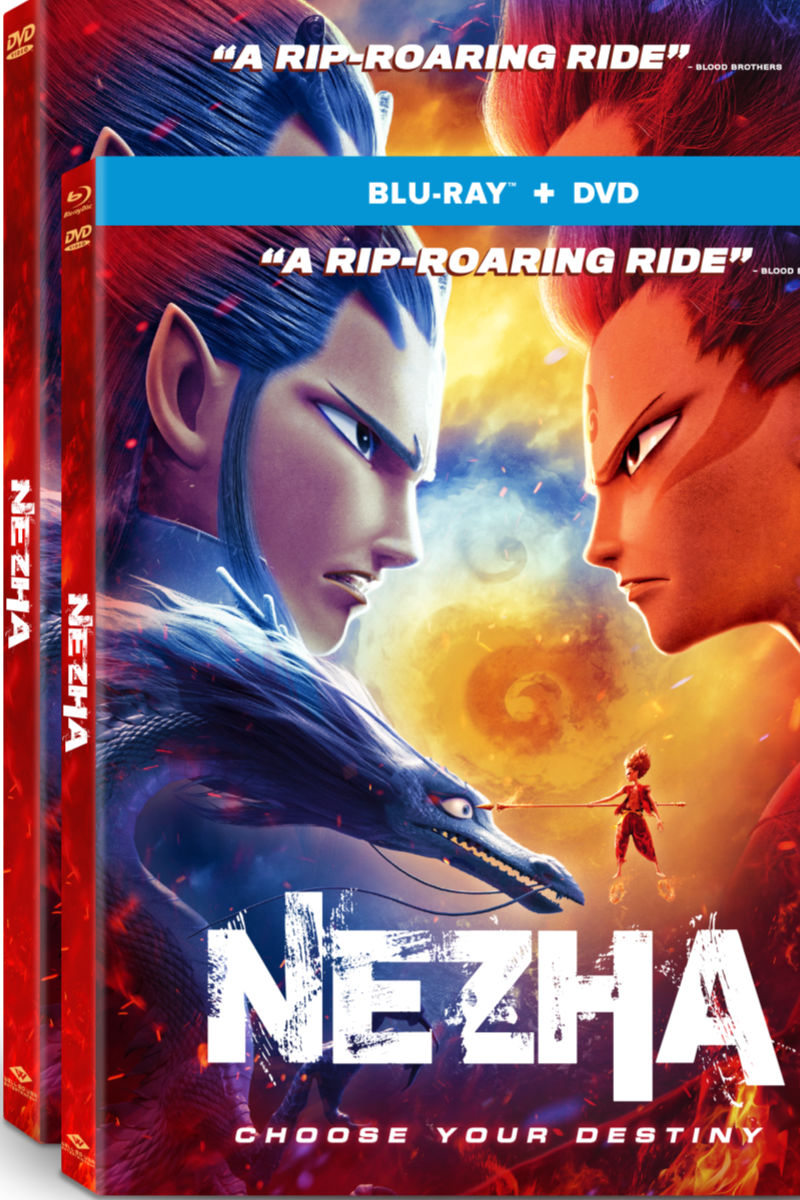 Ne Zha - Now on Blu-ray and DVD