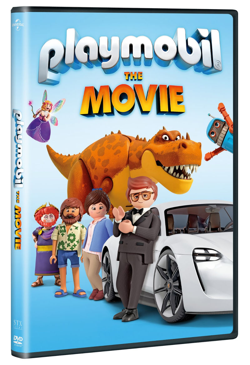 Playmobil The Movie Now on DVD #Playmobil #PlaymobilTheMovie (ad)