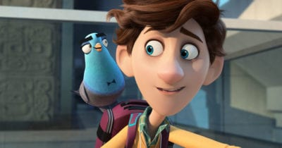 spies in disguise characters