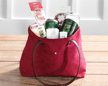 Yankee Candle Gift Bag Giveaway