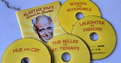 feature alastair sims school for laughter