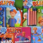 Blippi Activity Books for Creative Kids