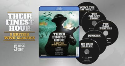feature their finest hour blu-ray set