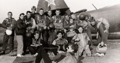 lithuanian fighters by airplane