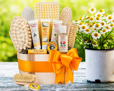 prize burts bees gift