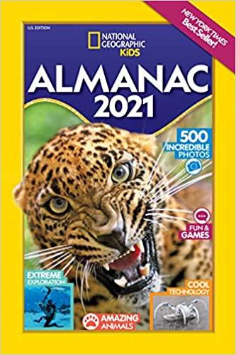 2021 kids almanac
