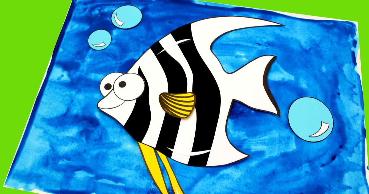 feature angelfish craft