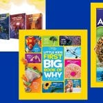 Nat Geo Summer Books for Fun Facts & Adventure