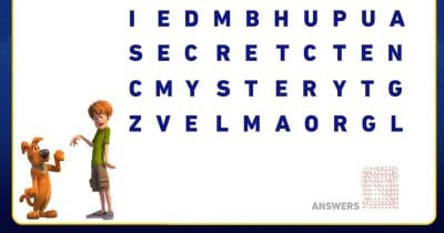 feature scoob word search