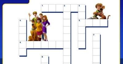 feature scooby crossword