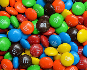 M&Ms Candy Giveaway