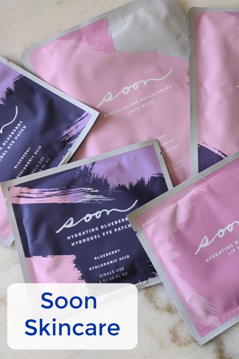 Soon Skincare - Luxurious Korean Sheet Masks #KoreanBeauty #SheetMasks #SoonSkincare