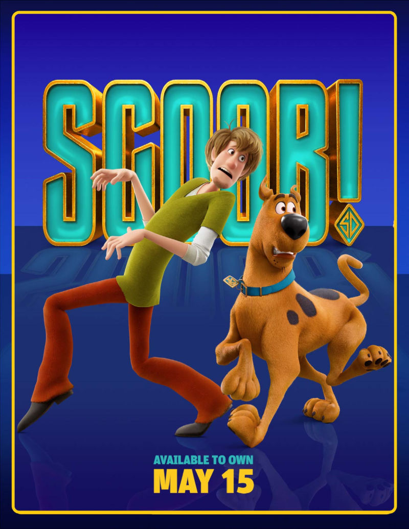 scoob movie shaggy and scooby