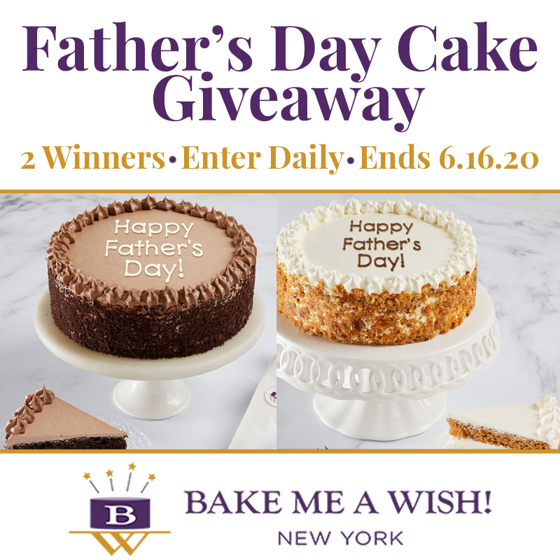 Bake Me A Wish Father's Day Cakes