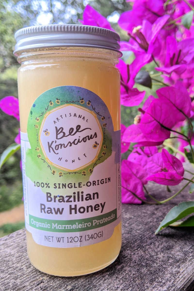 brazilian raw honey