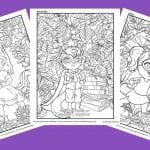 Free Rockford T. Honeypot Coloring Pages