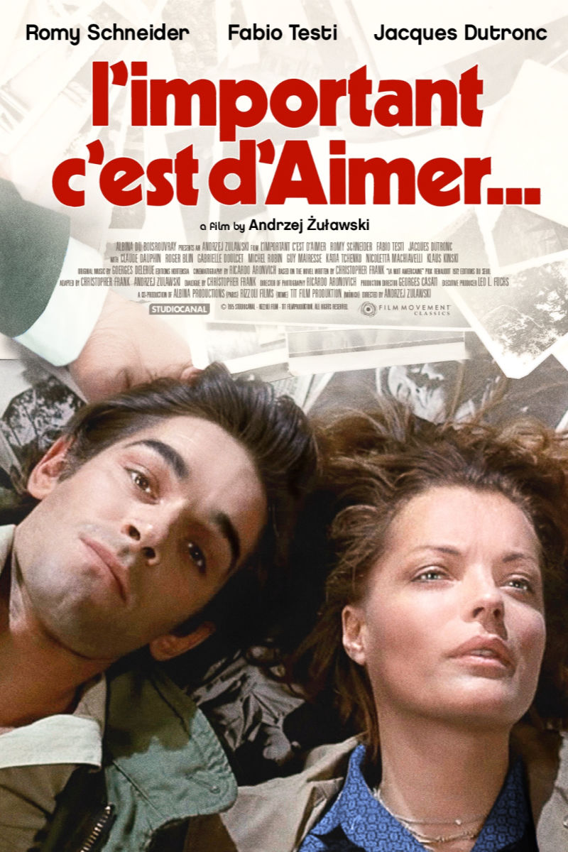 L'important c'est d'aimer - The Most Important Thing is Love