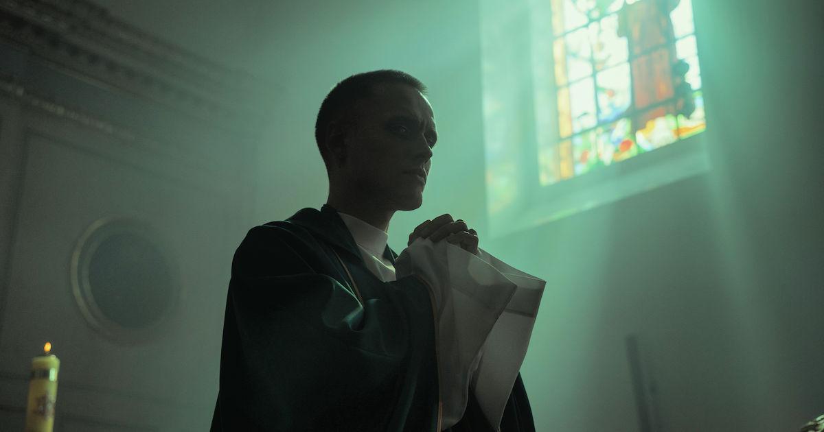 priest in corpus christi