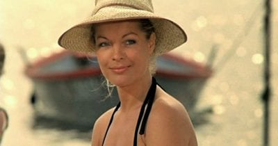 romy schneider blu-ray set beach scene